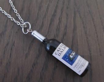 Necklace Bottle Wine