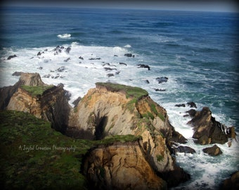Point Arena - Point Arena photo - Pacific Ocean - Ocean - Northern California - Pacific Ocean photo - Ocean photo - Pacific Coast photo
