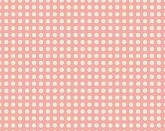 Fabric patchwork dots by Riley Blake The Sweetest thing