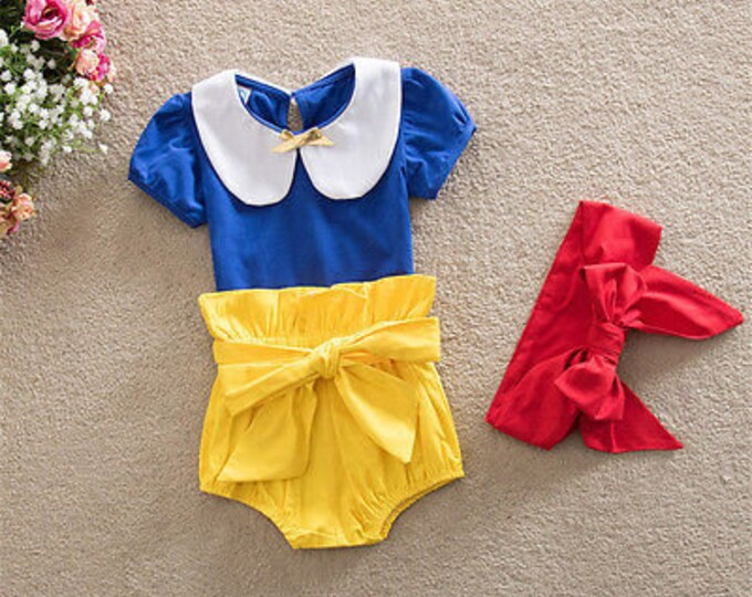Snow White Inspired Outfit