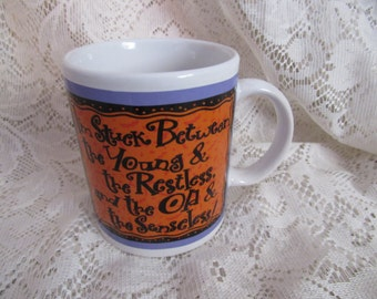 Young and the Restless Coffee Cup