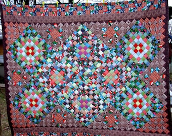 Patchwork Quilt King Size