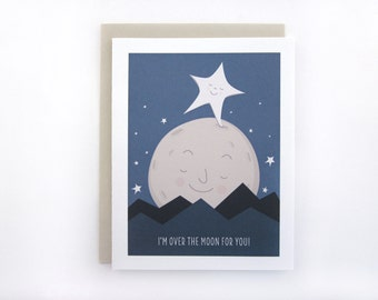 I'm Over The Moon For You!