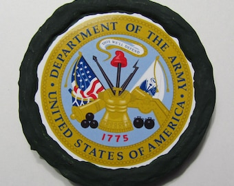 NEW!!! - U.S. Army Logo Magnet - Multi-Colored - Refrigerator Magnet