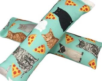 Eco-Kicker Catnip Cat Toy - Pizza Cats