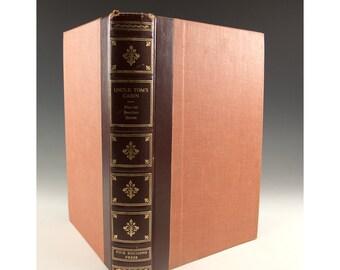 Uncle Tom's Cabin by Harriet Beecher Stowe - Fine Editions Press 1957
