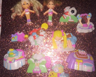 Vintage Little Snaps Dolls by Silverlit
