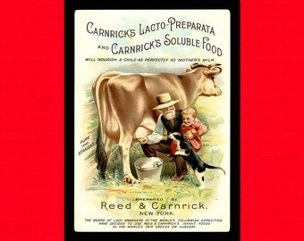 Vintage Food Print - Milk Ad Retro Kitchen Decor Kitchen Kitchen Poster Vintage Food Poster Kitchen Print  t
