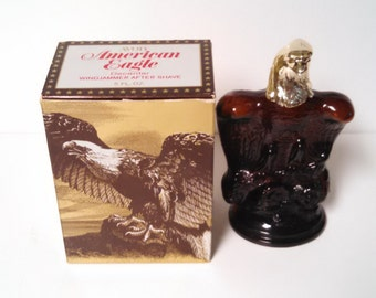 Avon American Eagle Decanter  Collectibles