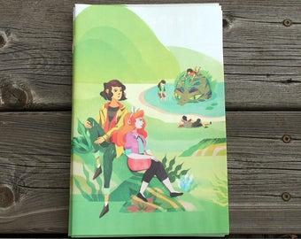 Lumberjanes Variant Cover Issue
