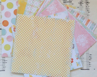 Delightful - 6x6 Paper Pack, Authentique