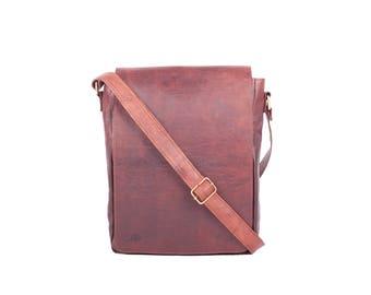 College Pocket Shoulder Bag Messenger