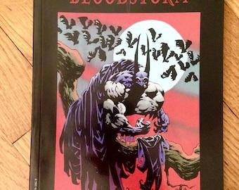 DC's Batman Bloodstorm graphic novel