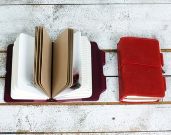 Leather Journal. Leather Midori. Notebook . Leather Notebook Leather Journal  Notebook   Leather Journal  Leather Notebook leather