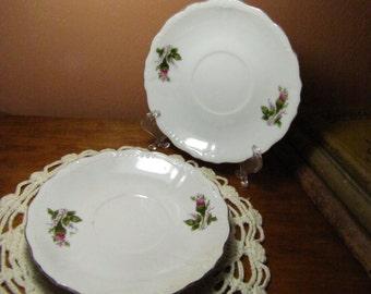 Vintage Saucers (2)