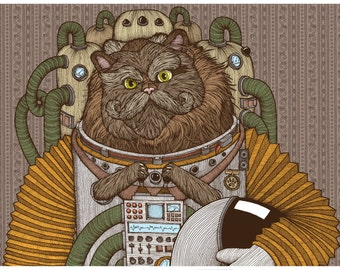 Commander Whiskers