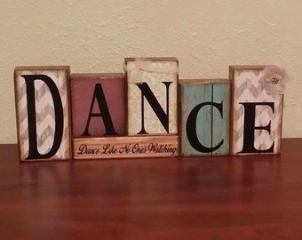 Dance Teacher Gift, Dance Gift, Dance Recital Gift, Dancer Gift, Custom Dance Gift, Dance Team Gift, Personalized Dance Gift