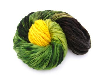 Green Anemone Super Bulky Yarn