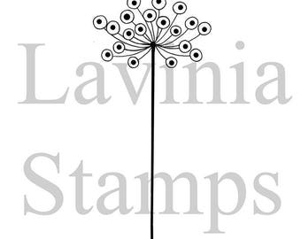 Lavinia Stamps Clear Rubber Stamp - Zen Allium