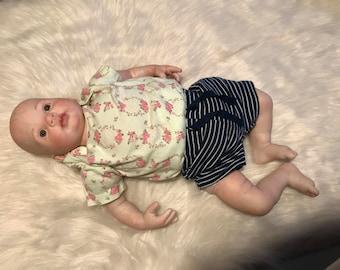 Reborn Dumplin Baby