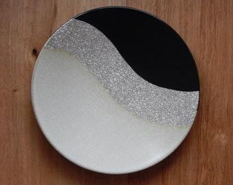 Luzerne Genuine Stoneware plate Salad Plate