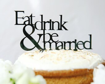 Wedding Cake Topper | Perspex Wedding Topper | Acrylic Wedding Cake Topper | Perspex Wedding Topper | Wedding Topper | Acrylic Cake Topper