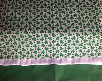 Clover pillowcase