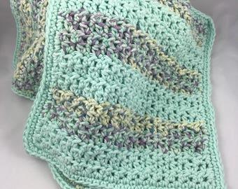 Crochet dish cloths, dishcloths, face cloth