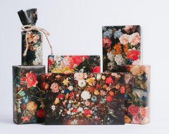 Dutch Still Life Wrapping Paper