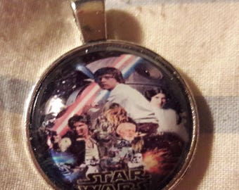 Star Wars inspired pendant