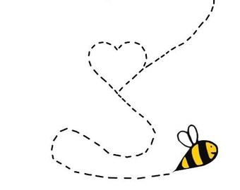 Bee Mine - Valentines Card