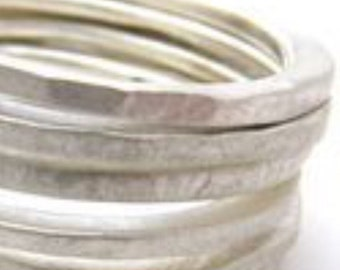 Silversmithing workshop: make a ring Wednesday 29th May 10-12.30 or Tuesday 30th  May 6-8.30