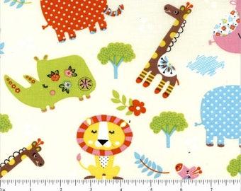 170098 Kids Times Animals, Kid's Choice by Santee Print Works