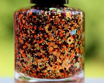 Harvest Moon handmade artisan nail polish