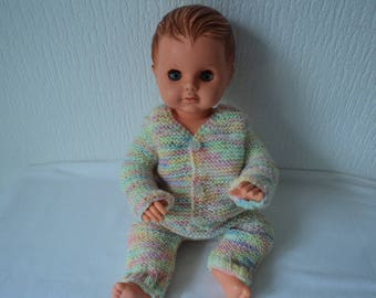 REDUCED -French Vintage baby doll  (05624)