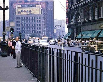 New York   34th Street And Broadway (1952)