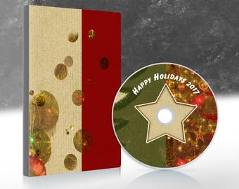 DVD For Holiday Slideshow Video