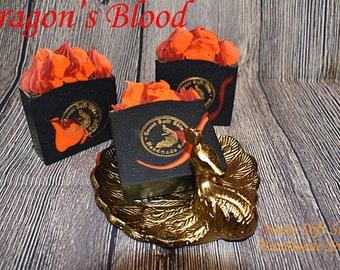 Dragon's Blood Soap Bars