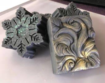 Charcoal Complexion Soap! Lavender * Vegetarian