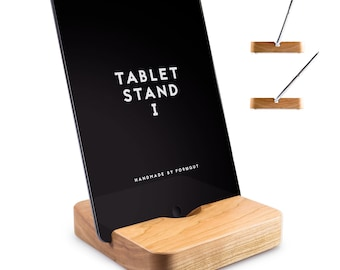 Tablet stand I//cherry
