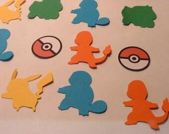 Pokemon Confetti (50 Count)