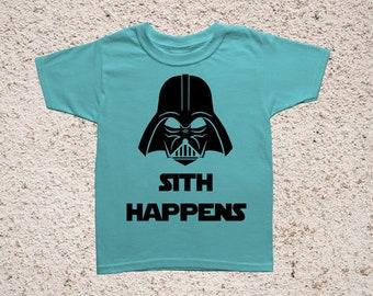Star Wars Vinyl T-Shirt