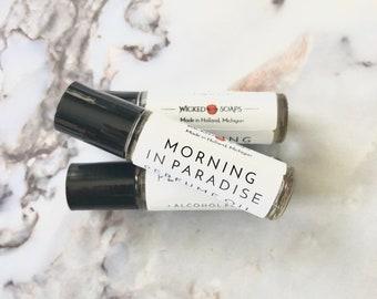 MORNING IN PARADISE Perfume Oil
