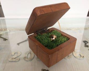 Single Piece Ringbox