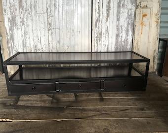 Industrial style furniture, vintage