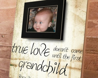 Grandparents Gifts, Personalized Picture Frame, New Grandparents, First Grandchild, Christmas Gift Ideas, Gifts for Grandparents, Godparents
