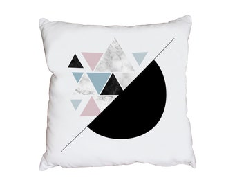 Nordic shapes (Cushion) Double sided print