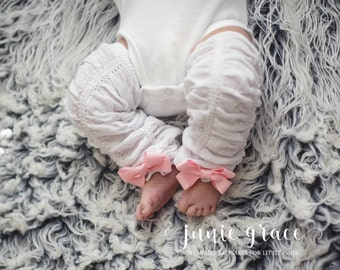 Baby Girl Leg Warmers  Baby Girl Gift Baby Girl Clothes Baby Girl Outfit Baby Girl Coming Home Outfit  Newborn Baby Girl Leg Warmers