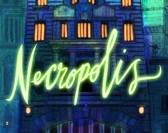 Necropolis Mini-Comic