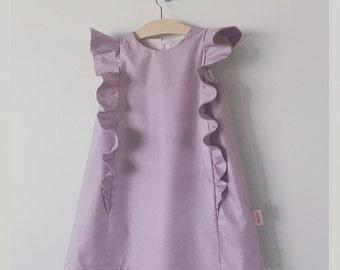 charlotte : modern girl dress